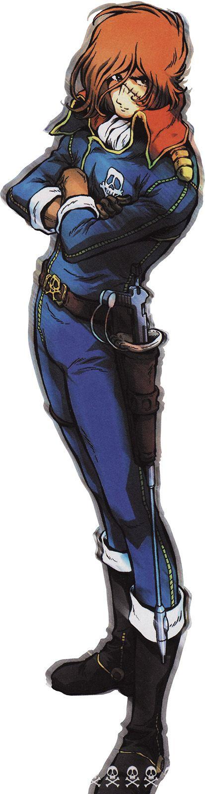 CosmoWarrior Zero Albator