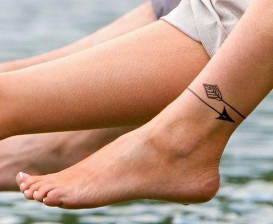 Resultado de imagen para tatuajes para pie y tobillo