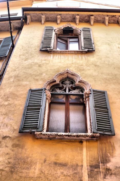 Italian Architecture Photograph  - Italian Architecture Fine Art Print. exterior and window trim