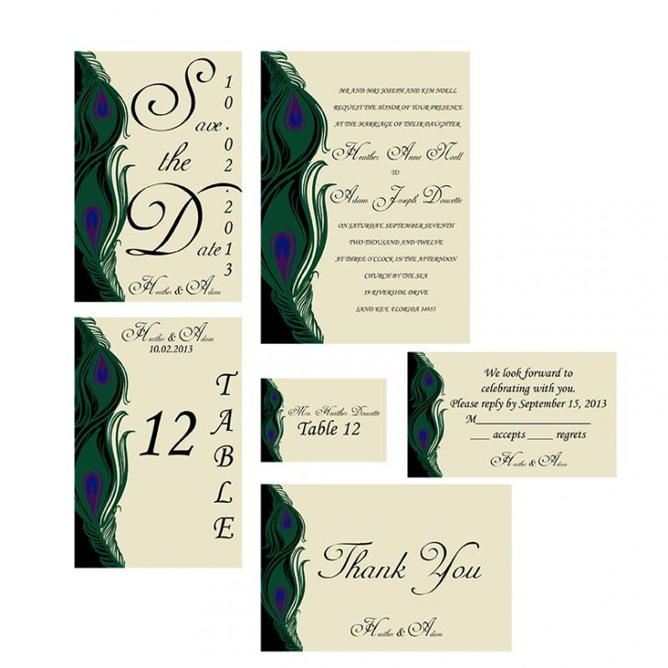 Cheap Wedding Invitations Packages: 12 Best Wedding Invitations Images On Pinterest
