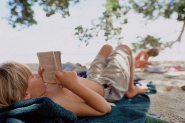 Τα 10 καλύτερα παιδικά βιβλία για το καλοκαίρι!