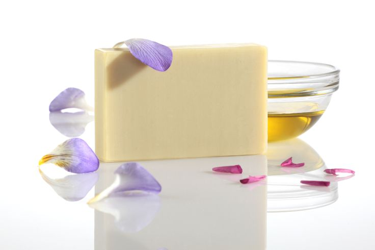 Manna Gerániumos Extra Szűz Olivaolaj Szappan - Extra Virgin Olive Oil Soap with Geranium Essential Oil