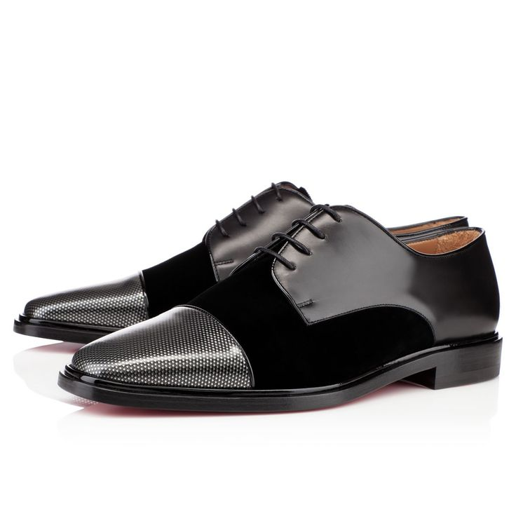 Christian Louboutin Bruno Orlato Loafers Carbone