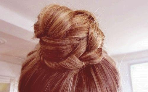 Real Girls Real Hair Beautiful Hair Buns Hair