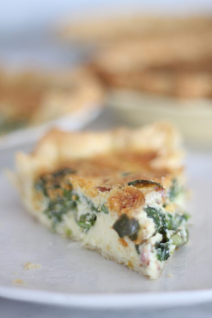 ABK's Basic Favorite Quiche