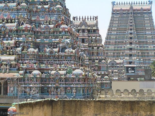 Sri Ranganathaswamy Temple     (Srirangam)