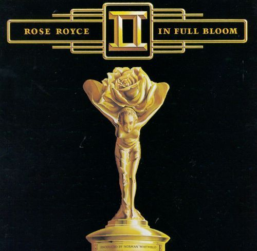 Rose Royce's sophomore album 'In Full Bloom' celebrates its upcoming 40th anniversary!  Rose Royce had a massive hit right out of the box with their 1976 soundtrack to the motion pictureCar Wash. In fact, it marked the beginning of funk functioning for the disco scene. And Ros…