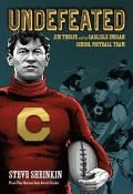 """When superstar athlete Jim Thorpe and football legend Pop Warner met in 1904 at the Carlisle Indian Industrial School in Pennsylvania, they forged one of the winningest teams in American football history. Called """"the team that invented football,"""" they took on the best opponents of their day, defeating much more privileged schools such as Harvard and the Army in a series of breathtakingly close calls, genius plays, and bone-crushing hard work.  But this is not just an underdog story. It's an…"""