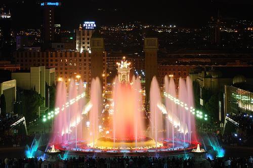 #barcelone #barcelona #барселона #чемзаняться #кудапойти #чтопосмотреть #горы #монжуик #фонтаны #фонтанмонжуик Магический фонтан Монжуик в Барселоне. Что можно посмотреть на горе Монжуик?   Барселона10 - путеводитель по Барселоне