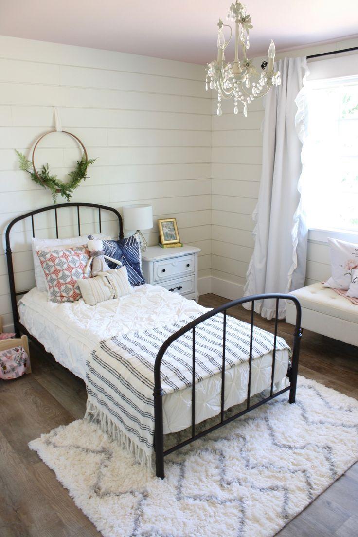 boho farmhouse big girl room super cute big girl room with touches rh pinterest com