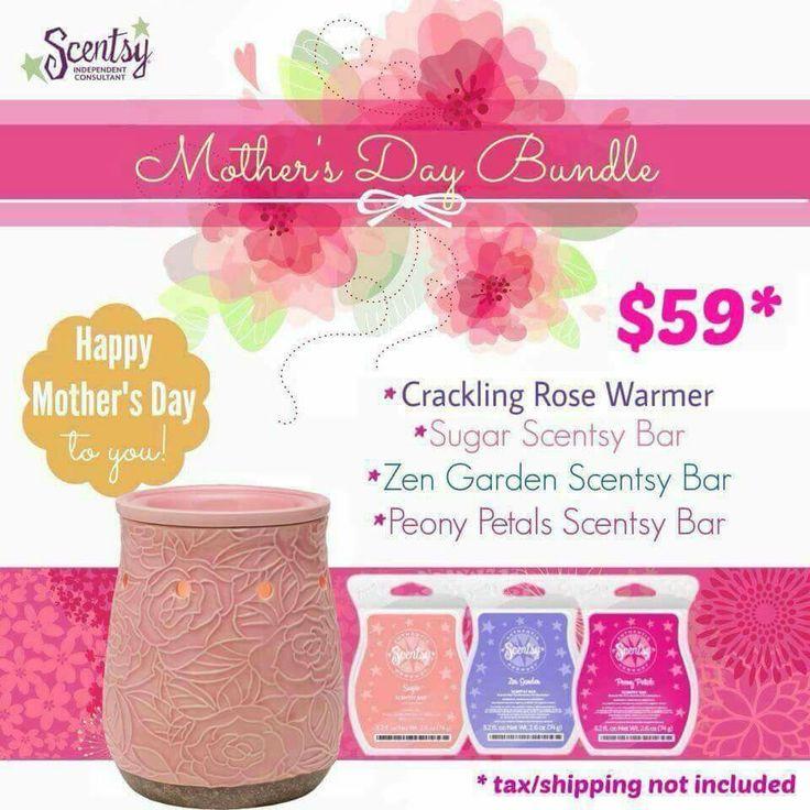 Mother's  day Https://vandaway.scentsy.ca