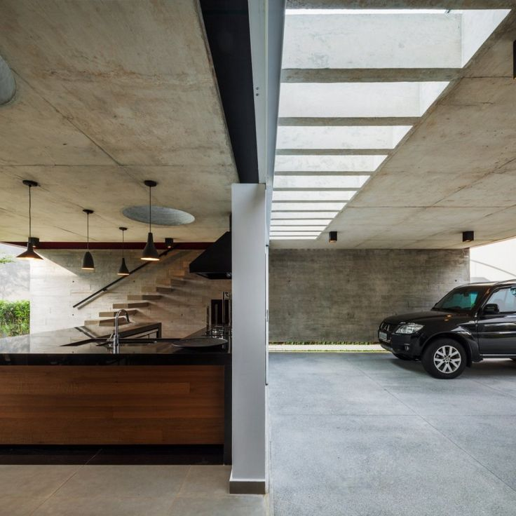 planalto house 18 Complex Urban Living Space in São Paulo: Planalto House by Flavio Castro
