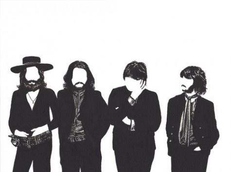 Beatles sans faces