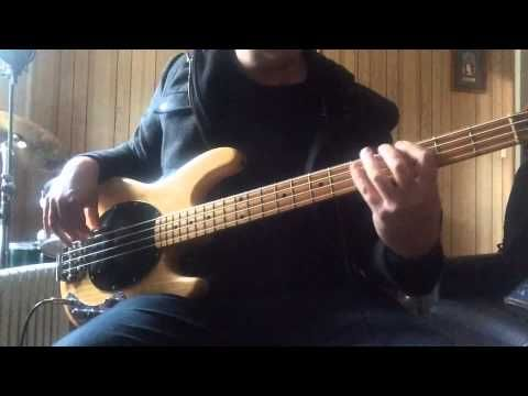 My Forbidden Lover (Chic)  - Bernard Edwards Bass Cover/Transcription