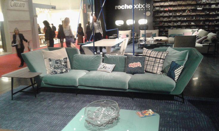Roche Bobois 'Octet' modular sofa by Tapinassi & Manzoni