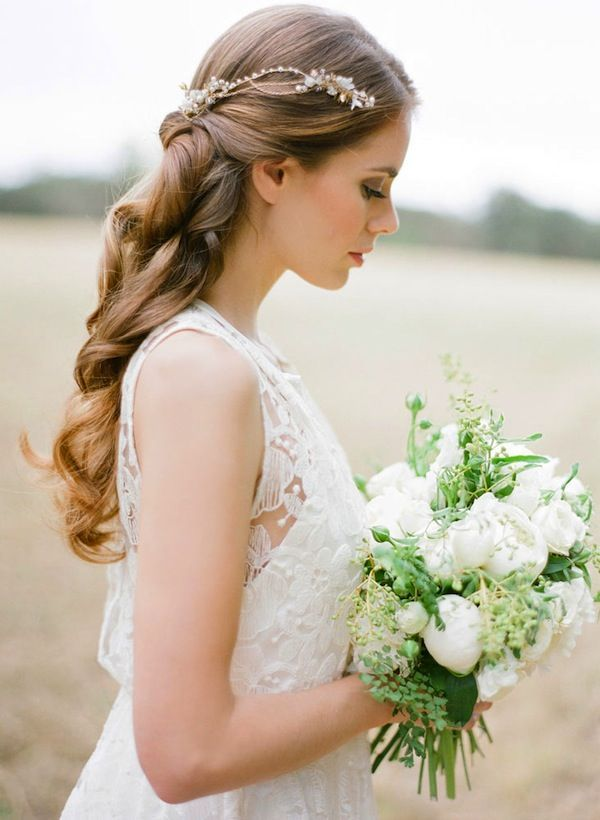 JOLIE | Bohemian Bridal Headpiece