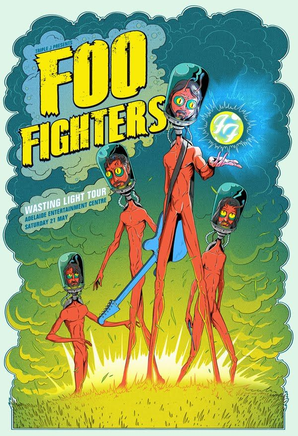 38 Best Foo Fighters Images On Pinterest