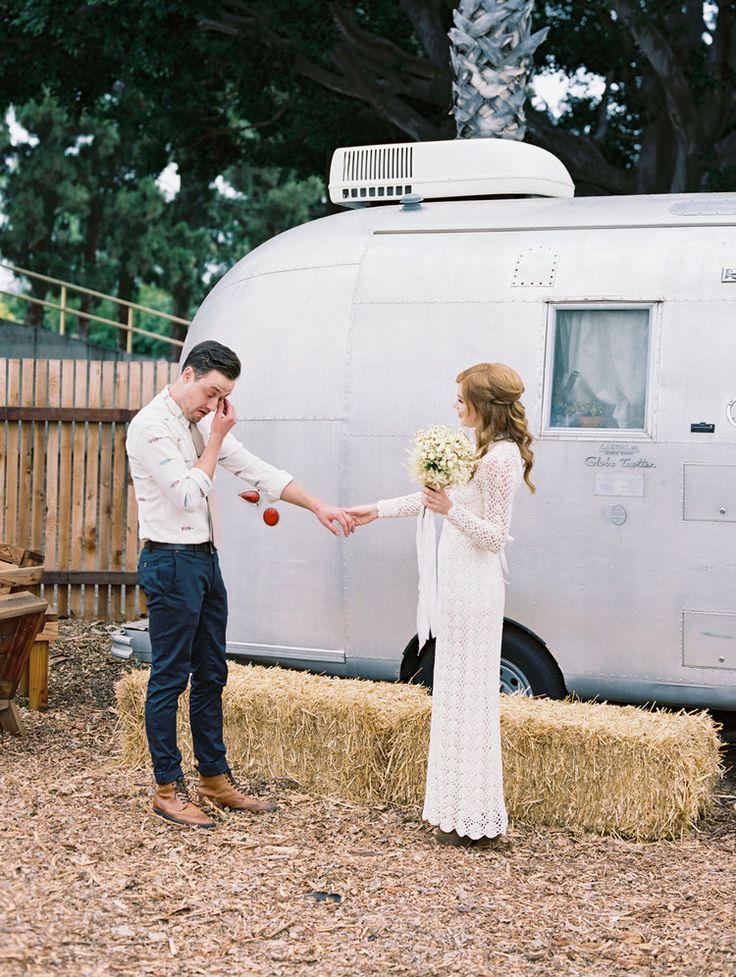Pretty Little Fawn's Intimate Wedding in 2020 Wedding