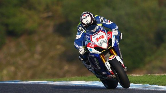 P2 in the Jerez Wintertest for our hero Randy. Great job!