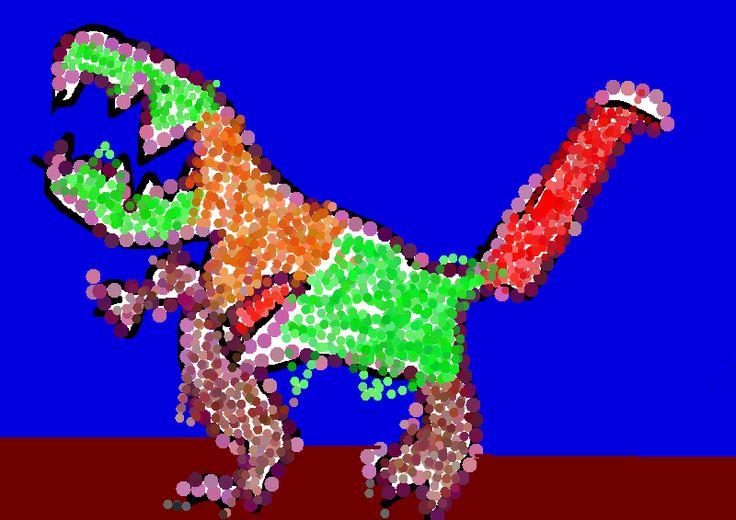 Rosie's Dinosaur