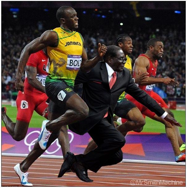 #BobLastSeen training for the 2016 Rio Olympics