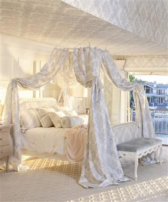 37 best beds images on pinterest 34 beds children furniture and our josephine upholstered bed gets the regal treatment with our custom lit a la polonaise canopy malvernweather Gallery