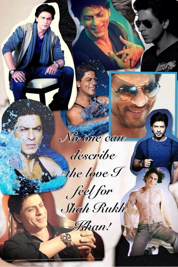Shahrukh Khan - fan art   Embedded image permalink