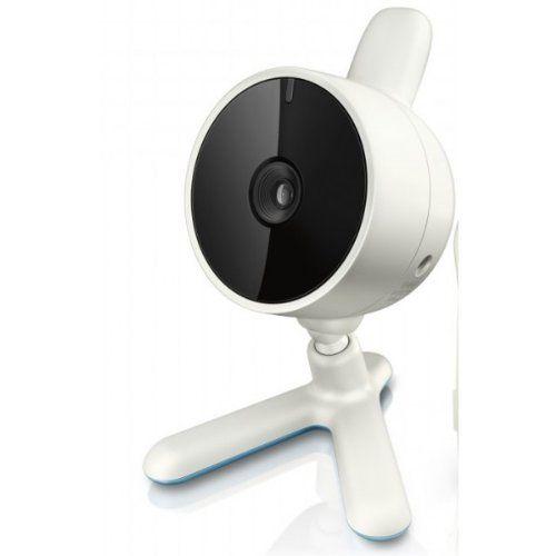 Philips - Camara Vigilancia Scd609, Para Bebes, Adicional Para Video Monitor Con Camara