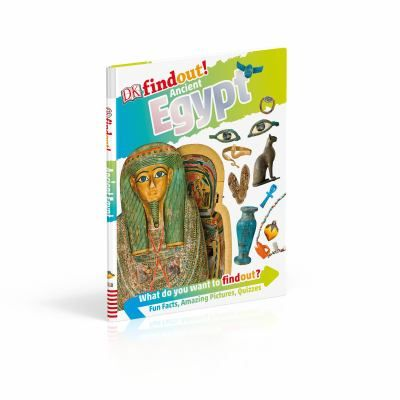 Ancient Egypt takes kids back in time to discover what life was like in Ancient Egypt. With beautiful photography, lively illustrations and key curriculum information, the DKfindout! series will satisfy any child who is eager to learn and acquire facts - and keep them coming back for more!