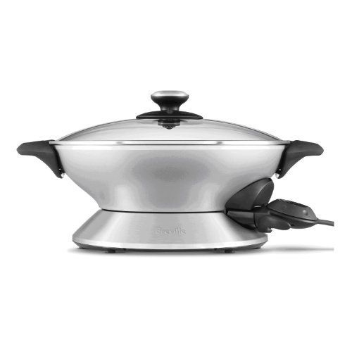 6 Quart Unique Wok Pan with Cook N Look Lid * Be sure to check out this awesome product.