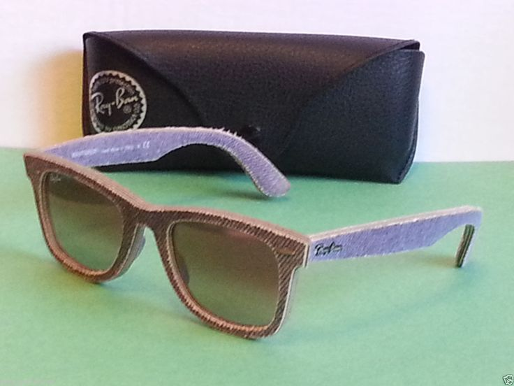 Ray-Ban #sunglasses RB4290 DENIM wayfarer model NEW with case Made in Italy visit our ebay store at  http://stores.ebay.com/esquirestore