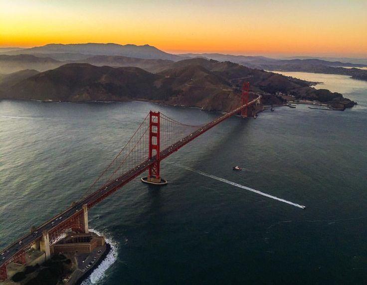 This is America land of the Free, at San Francisco, California - San Francisco Feelings