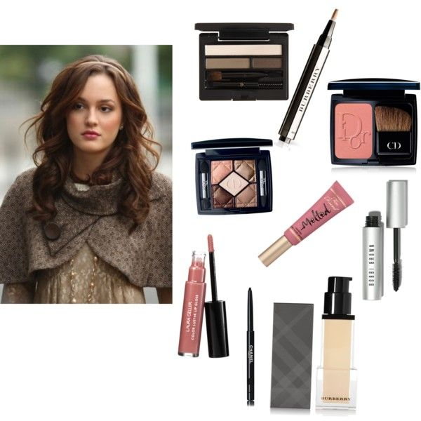 Gossip girl Blair Waldorf Make up