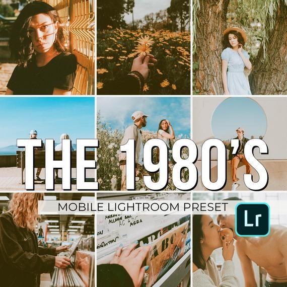 Mobile Lightroom Preset Vintage Film Photography Preset Vibrant Film Portrait Preset For Instagram In 2020 Film Presets Lightroom Vintage Film Photography Vintage Lightroom Presets