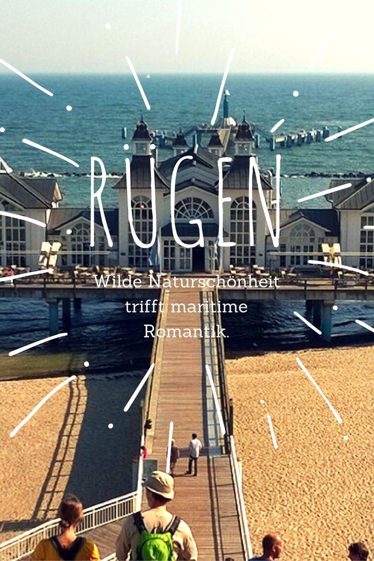 Über eine Fahrradtour auf der Insel Rügen, über wunderbare Gefühle am Meer und schöne Aussichten. Ein Gastartikel.