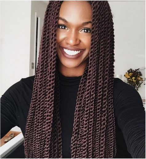 Extremely Attractive Senegalese Twists Style You Should Definitely ...