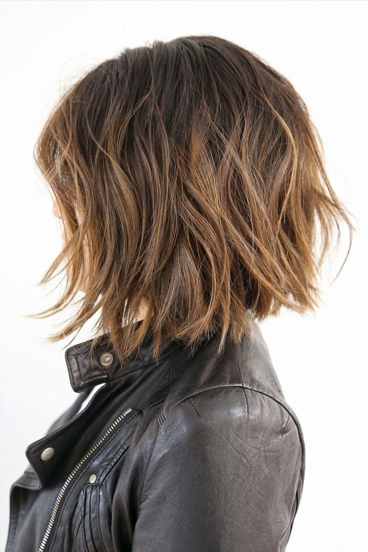 каре градуированное фото на вьющиеся волосы