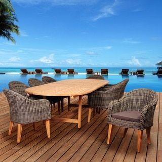 327 Best Outdoor Chic Images On Pinterest Outdoor Furniture Teak And Dining Tables
