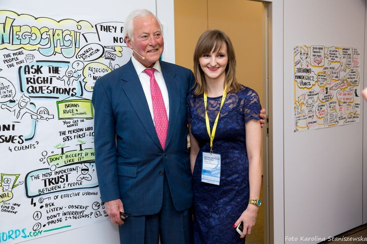 GR with Brian Tracy, all day long. 20 metres of business reflections:)