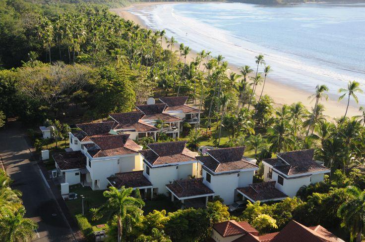Bayside Villas in Los Delfines. Titled Beachfront units. Playa Tambor.