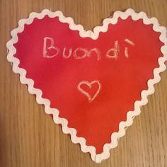 Sottotazza san valentino doubleface lavagna-tovagliletta