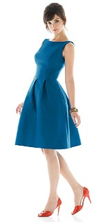 too cute!: Fashion, Idea, Sung Style, Dresses Style, Alfredsung, Dr., Color, Bridesmaid Dresses, Alfred Sung