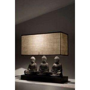 Sitting Buddha | Robin Design | Rustgevende hanglamp