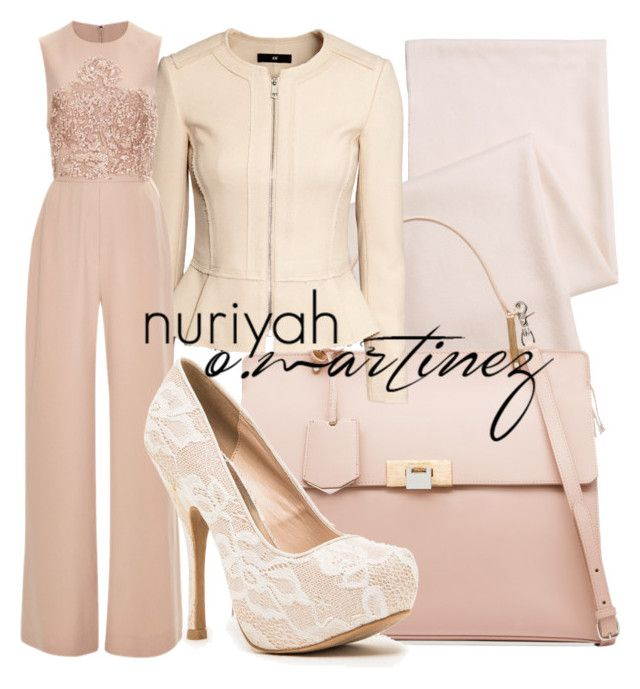 """""""Hashtag Hijab Outfit #528"""" by hashtaghijab ❤ liked on Polyvore featuring Monki, Balenciaga, H&M, Elie Saab, Qupid and hijab"""