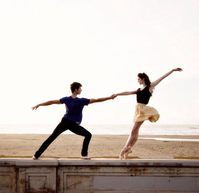 beautiful partner pose #beautifulballet                                                                                                                                                                                 More