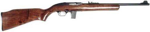 Rifle CBC Cal. 22 Mod. 7022 Oxidado Coronha de Madeira