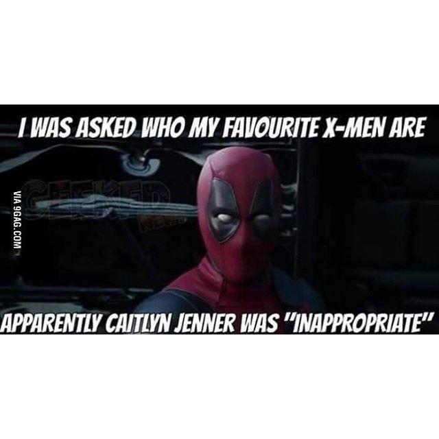 Follow for more #geektent all day everyday! No ... Deadpool not ex-men ... X-Men…