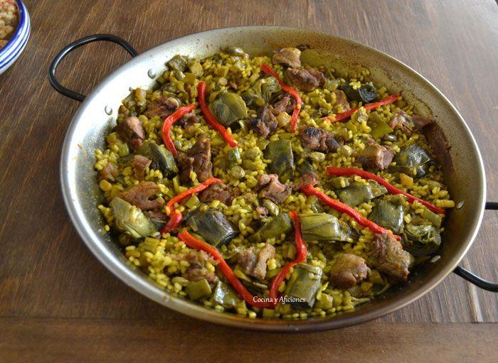 """Preparar un """"Arroz con pato y alcachofas"""" no es nada complicado solo tienes que seguir los pasos y listo, lo mas latoso es trabajar las verduras para que rindan todo su sabor al máximo,…"""