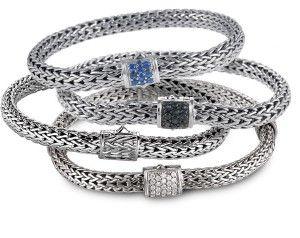 John Hardy Jewelry Collection   John Hardy Classic Chain Bracelets Hollis & Company
