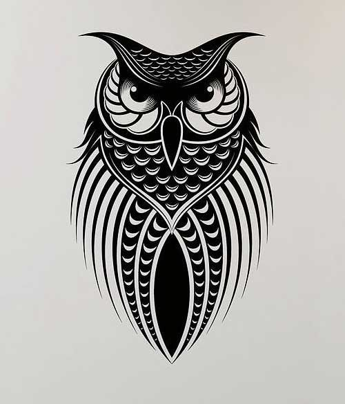 tattoo drawings owl tattoos best tattoos tattoos for guys owl tattoo ...